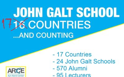 Ayn Rand Center Europe is Expanding their Flagship Program: the John Galt School