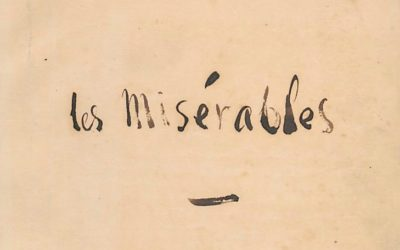 Lisa VanDamme's Read With Me: A Chapter a Day of Les Misérables